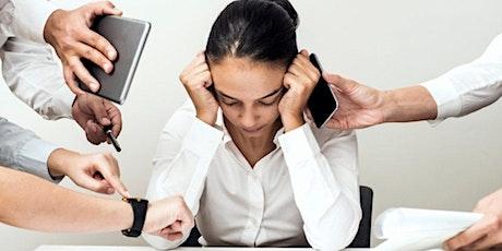 Understand & Respond to Burnout (Webinar) tickets