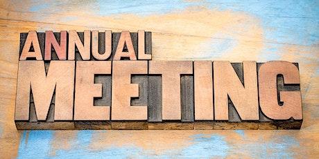 SPNA Annual Meeting tickets