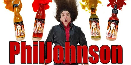 Saturday Laughs Comedy Night with Phil Johnson tickets