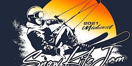 2021 Midwest Snowkite Jam tickets
