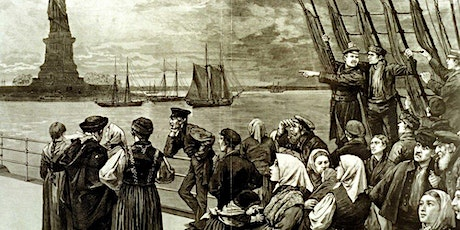 GothamEd | Immigrant New York, Victorian America tickets