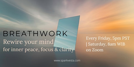Breathwork for Inner Peace & Focus tickets