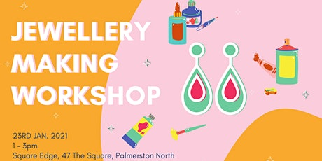 Jewellery Making Workshop tickets