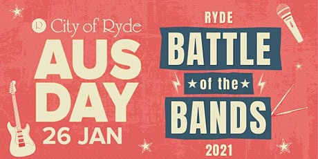 Australia Day Battle of the Bands Live Finals tickets