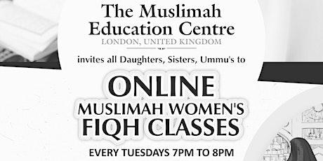 Muslimah Women's Fiqh Class tickets