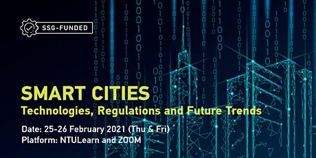 Smart Cities: Technologies, Regulations, and Future Trends tickets