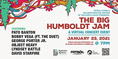 The Big Humboldt Jam tickets