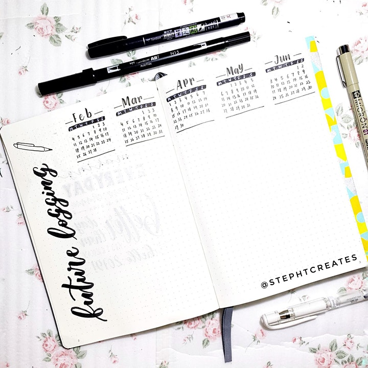 Getting Started with Bullet Journaling Leuchturm1917 Workshop image