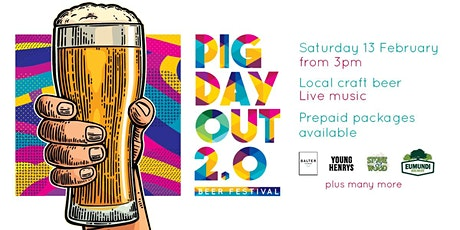 Pig Day Out 2.0 | Beer Festival tickets