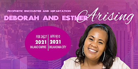 Deborah and Esther Arising tickets