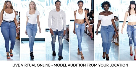Virtual Model Competition (VPVMC)- Female Model Audition tickets