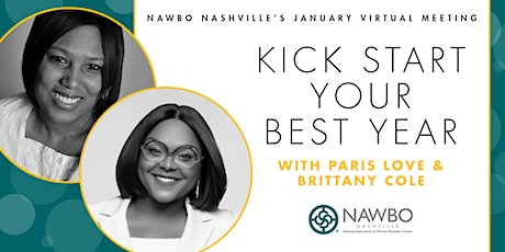 Kick Start Your Best Year with Paris Love & Brittany Cole tickets