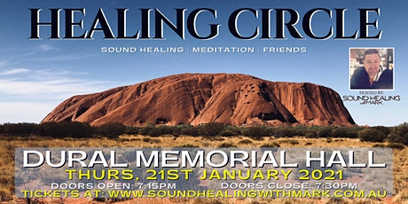 Healing Circle: Sound Healing with Mark | All Welcome (Dural Memorial Hall) tickets