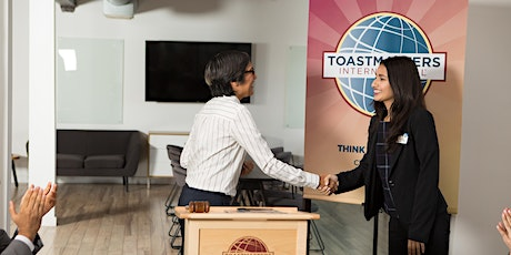 Spartan Speakers Toastmasters Club meeting tickets