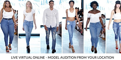 Virtual Model Competition (VPVMC)- Plus/Curve Female Model Audition tickets
