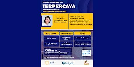 """Pelatihan Bersertifikat IPMI """"TERPERCAYA tickets"""