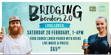 Bridging Borders 2.0 | Long Lunch tickets