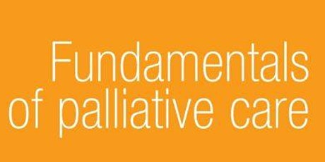 Hospice New Zealand Fundamentals of Palliative Care (3 Days) tickets