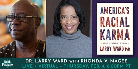 Book Passage Presents: Dr. Larry Ward with Rhonda V. Magee tickets