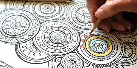 Creative Mindfulness - Drawing For Zen tickets