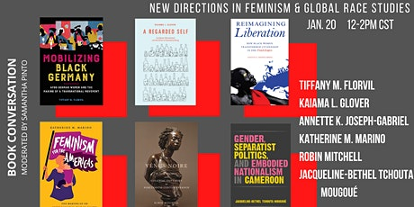 New Directions in Feminism and Global Race Studies (A Book Conversation) tickets