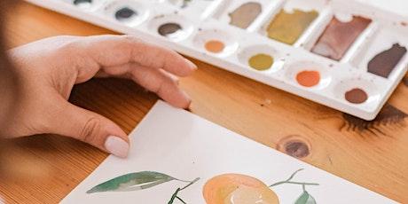Creative Mindfulness - Watercolour Basics tickets