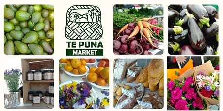 Te Puna Market Summer 2021 tickets