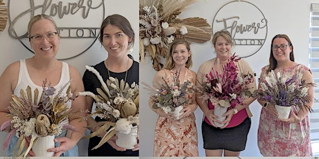 Sold Out Forever Arrangement workshop (dried ) tickets