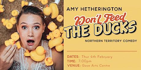 Amy Hetherington Comedy in Gove tickets