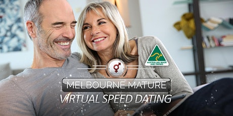 Melbourne Virtual Speed Dating | 46-62 | March tickets