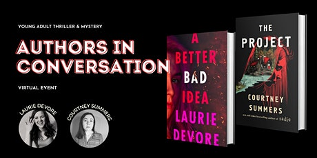 A Better Bad Idea: Authors in Conversation tickets