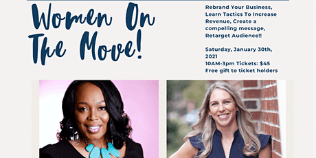 Women On The Move! tickets