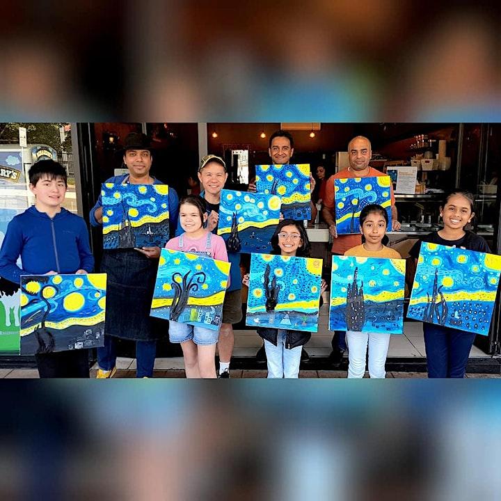 Painting Workshops For Children  (25,26,27 Jan) image