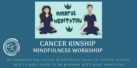 Mindfulness Workshop  - Tips & Tools to Take Control of Your Stress tickets