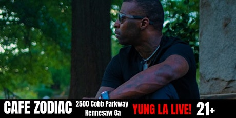 Yung La And Mr.Gin Live! At Cafe Zodiac tickets