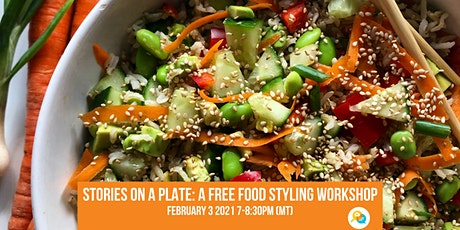 Stories on a plate: Free workshop on food styling tickets