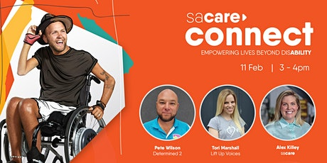sacare CONNECT tickets