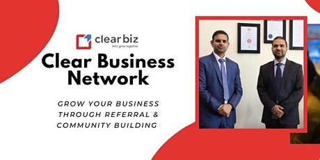 Clear Biz - Small Business Networking tickets