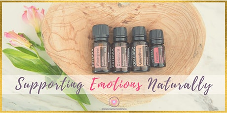 Supporting Emotions Naturally tickets