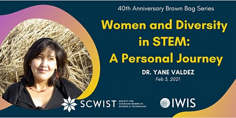 Women and Diversity in STEM: A Personal Journey tickets