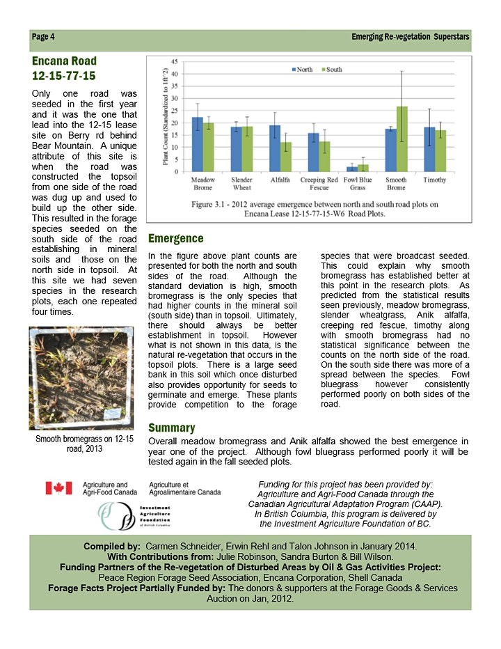 The PROS & CONS  of Seeding Into Winter Frost image