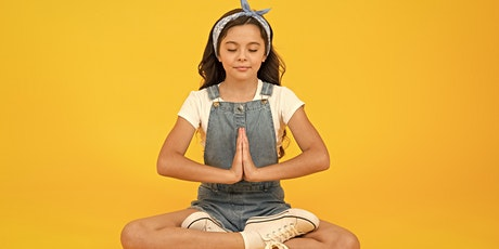 Mindfulness for Children - Seaford Library tickets