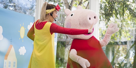 Westfield Carousel  Peppa Pig School Holiday Live Shows & Meet tickets