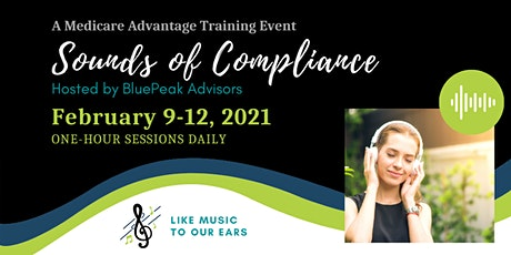Sounds of Compliance-- A Medicare Advantage Training Event tickets