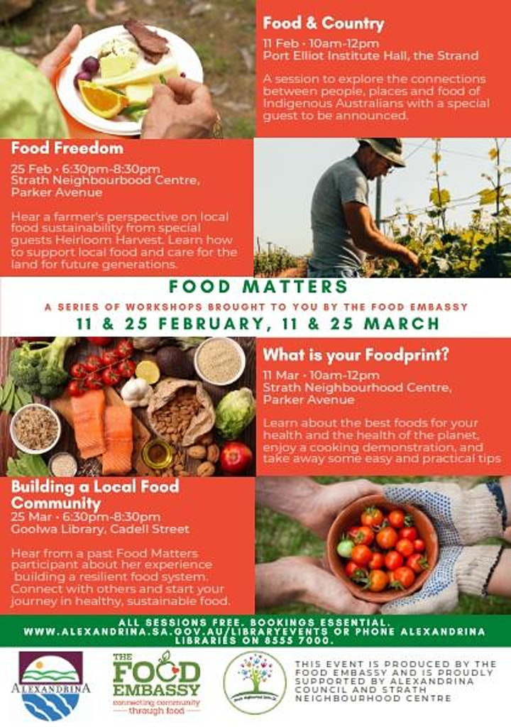 What Is Your Foodprint? image
