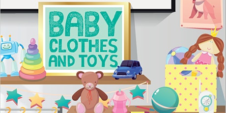 Community Swap Party - Baby clothes and toys tickets