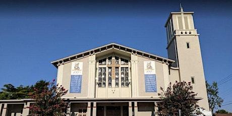 St. Leo's Indoor Mass - 5:00PM Sunday - English (150 People Max) tickets