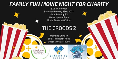 Family Fun Movie Night for Charity tickets