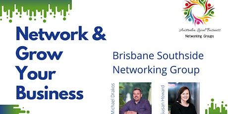 Network at the Brisbane Southside Networking Group tickets