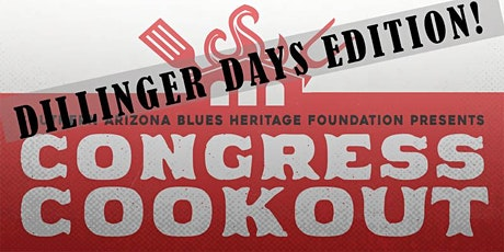 Congress Cookout - Dillinger Days Edition! tickets